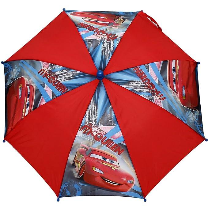 Cars - Paraguas pequeño de cars, tamaño 45 cm: Amazon.es ...