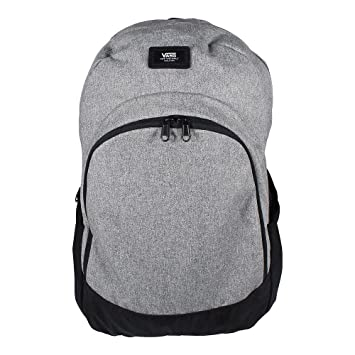 Vans Van Doren Original Backpack Mochila Tipo Casual, 47 cm, 30 Liters, Gris (Heather Suiting): Amazon.es: Equipaje