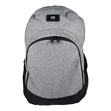 VANS Van Doren Backpack Grey Heather School Bag VA36OSKH7 Vans Backpack