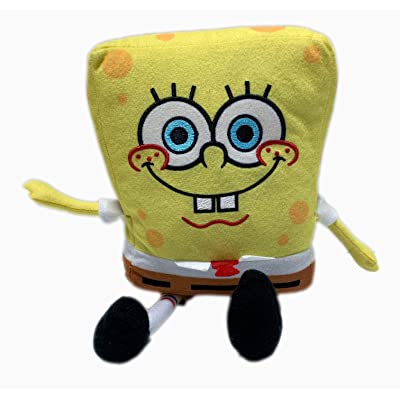 Spongebob Squarepants 6 Inch Stuffed Plush Toy: Toys & Games
