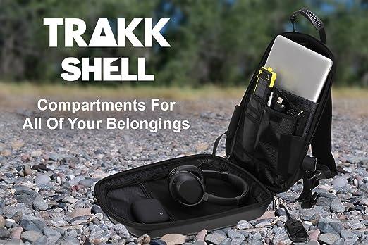 TRAKK SHELL Hiking Backpack with Waterproof Speaker (Lightweight Max-Bass)