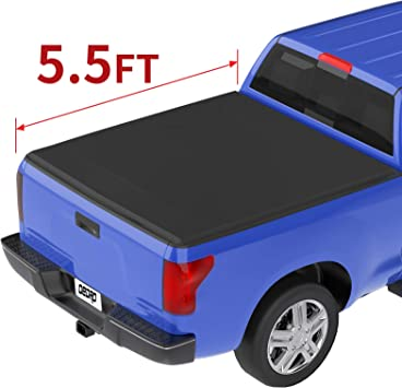 59416 Gator Etx Soft Tri Fold Truck Bed Tonneau Cover Fits Toyota Tundra 2014 19 5 1 2 Ft Bed Talkingbread Co Il