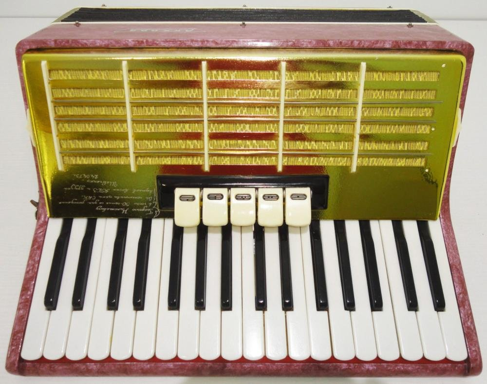 Russian Piano acordeón Akkord Orion, 80, guitarra, teclado y Acordeón 917, excelente barato instrumento musical para la venta: Amazon.es: Instrumentos ...