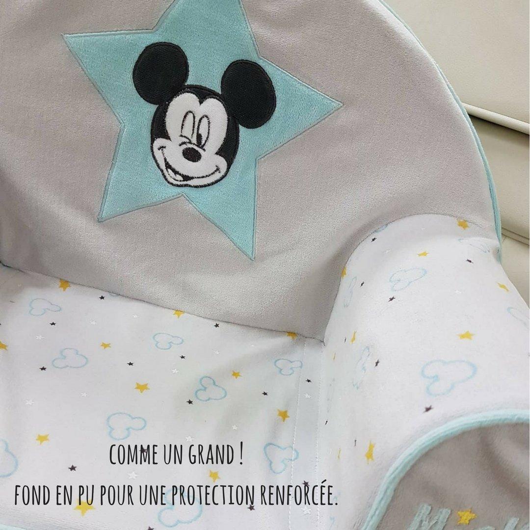 Babycalin Club Mickey My Story silla asiento 25/cm