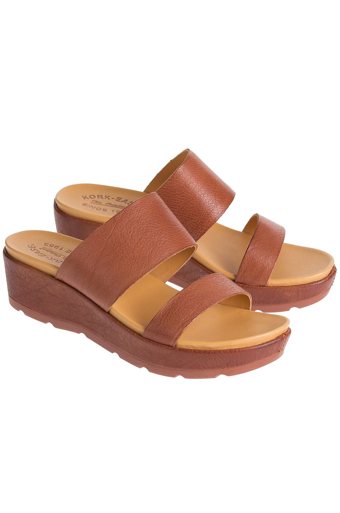 Kork-Ease Women's Kane Leather Slide Sandals