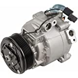 AC Compressor & A/C Clutch For Mitsubishi Outlander Lancer Outlander Spor - BuyAutoParts 60