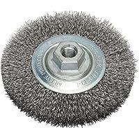 Bosch Professional Schijfborstel, Staal, Gegolfde Draad, 0,3 Mm, 115 Mm, 11000 Omw/Min, M 14, 2608622100