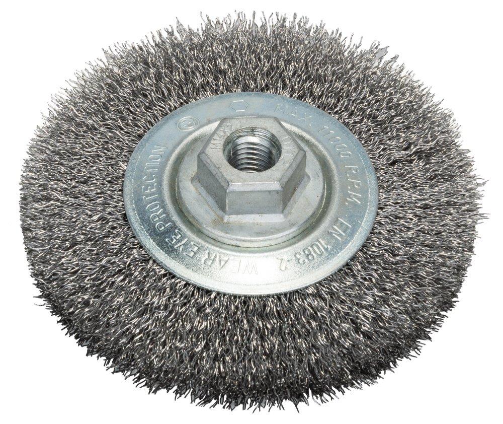 Bosch 2 608 622 100 pack de 1 M14 Cepillo de disco 115 mm 0,3 mm