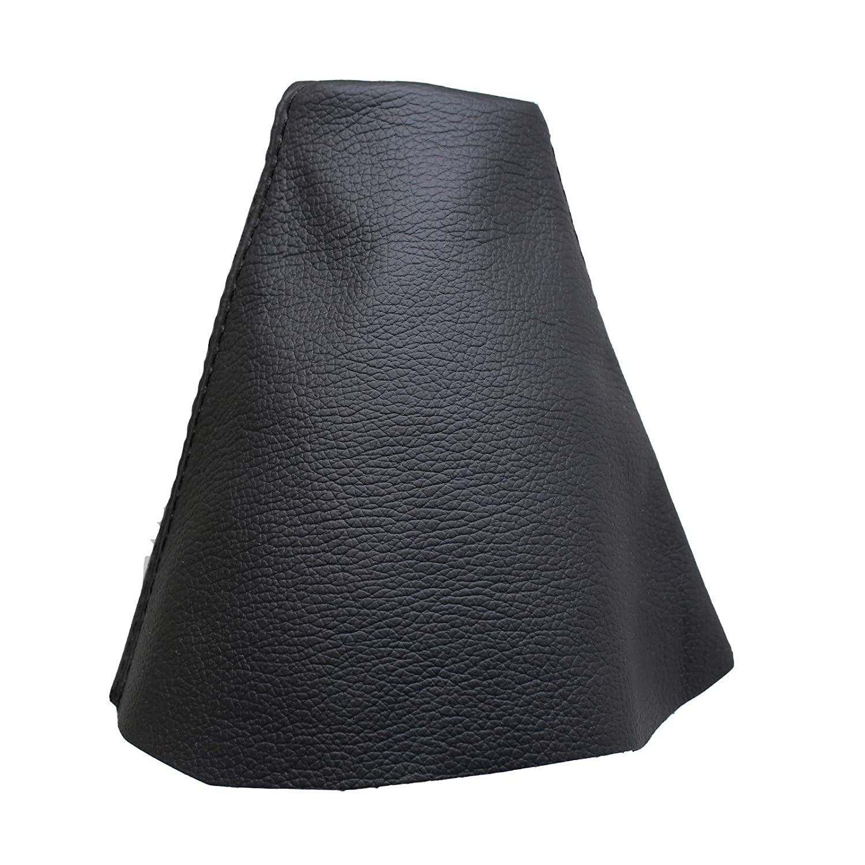 Funda Palanca de Cambios 100/% Piel Color Negro para AMAROK JPstraps 2010-2016