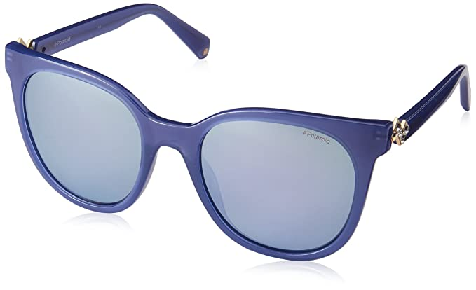 7f0656d5610 Image Unavailable. Image not available for. Color  Polaroid Sunglasses  Women s Pld4062sx Polarized Square ...