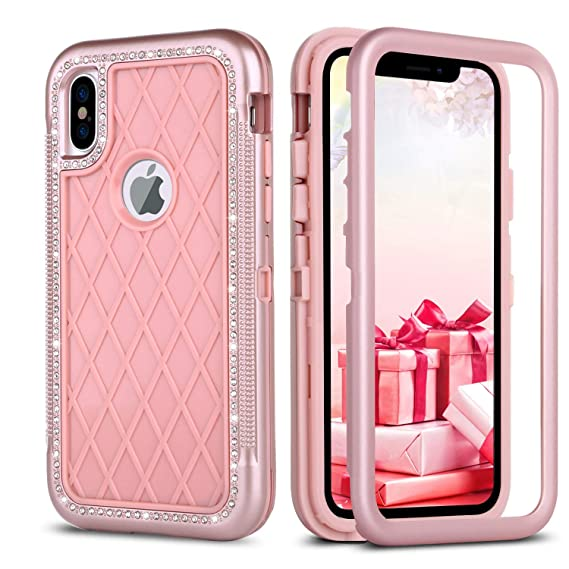77e0cbe8c98 Amazon.com  iPhone X Case
