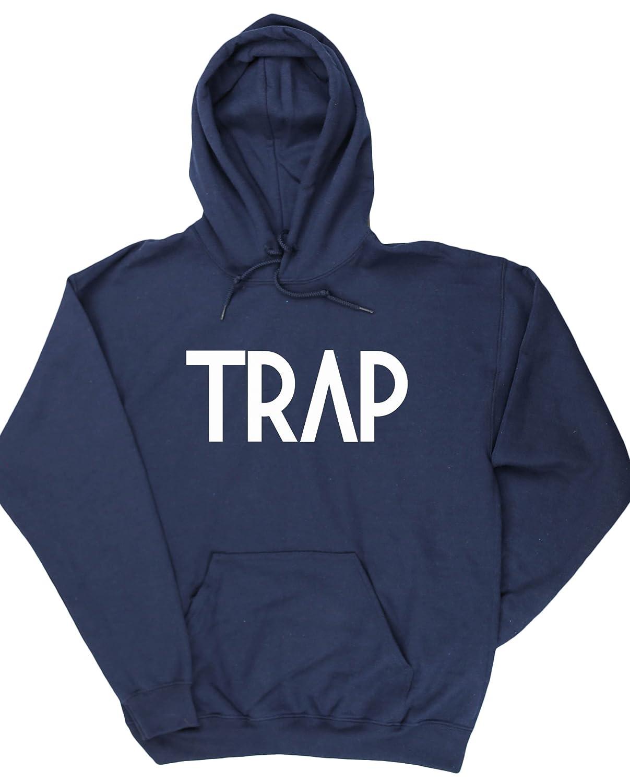 HippoWarehouse Trap jersey sudadera con capucha suéter derportiva unisex: Amazon.es: Ropa y accesorios