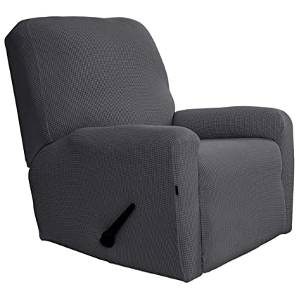 Amazon Com Easy Going Recliner Stretch Sofa Slipcover Sofa Cover 4