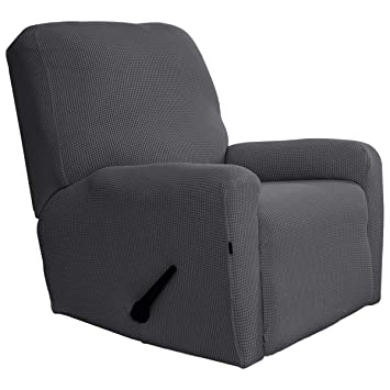 Amazon Com Easy Going Stretch Recliner Slipcovers Sofa Covers