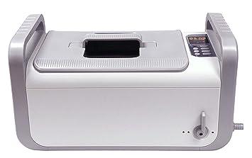 Industrial Grado Limpiador Ultrasónico 7.5L (2Gal) 410W con Calentador & Digital Minutero,