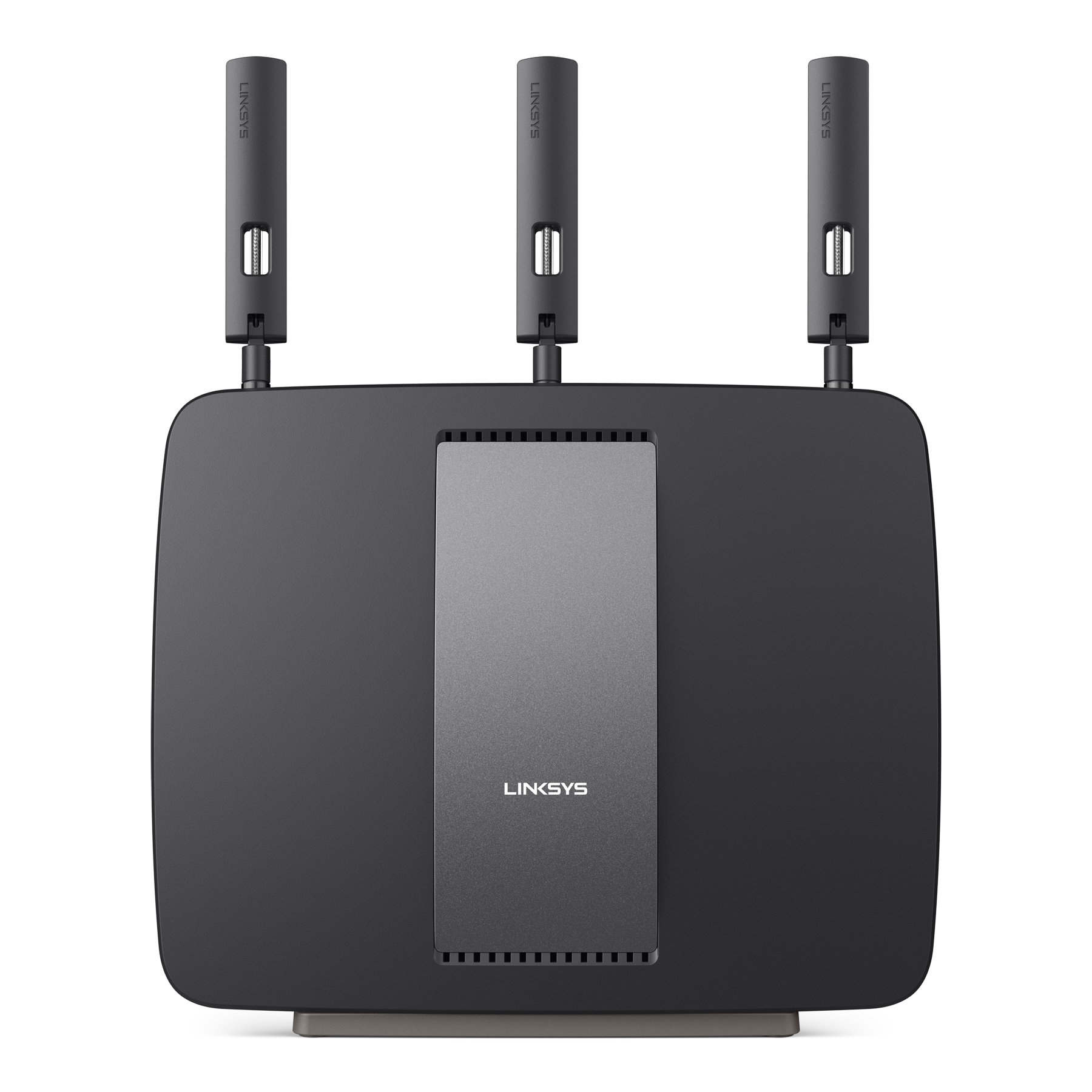 Linksys AC3200 Tri-Band Smart Wi-Fi Router with Gigabit and USB, Designed for Device-Heavy Homes, Smart Wi-Fi App Enabled to Control Your Network from Anywhere (EA9200) by Linksys