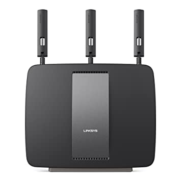Linksys ac3200 tri band smart wireless router with gigabit and usb linksys ac3200 tri band smart wireless router with gigabit and usb ea9200 ca greentooth Image collections