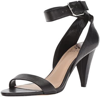 c9ad26a9f70 Vince Camuto Women s Caitriona Heeled Sandal