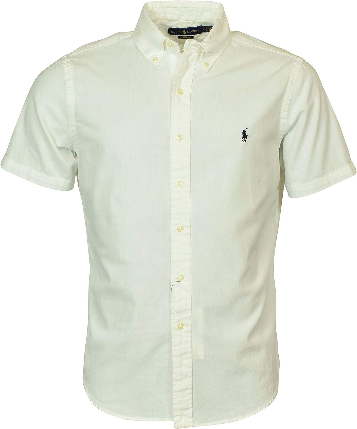 Polo Ralph Lauren Camisa con Cuello en V para Hombre: Amazon.es ...