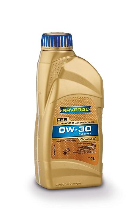 Amazon.com: Aceite de motor totalmente sintético Ravenol ...