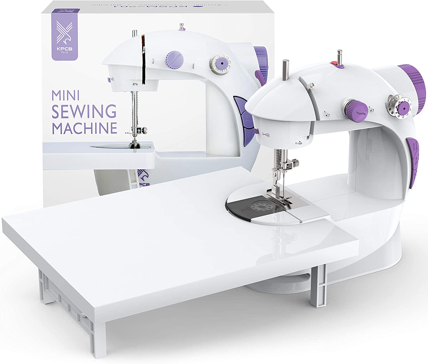 Best Compact Mechanical Sewing Machine: KPCB Mini