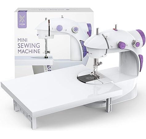 Signstek – Máquina de Coser con 12 programas de Costura Ajustable ...