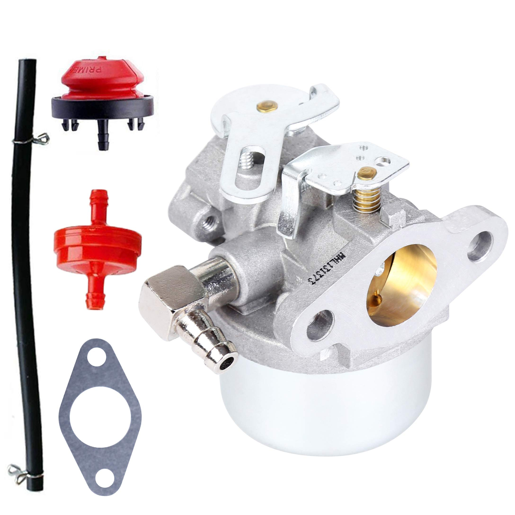 Pro Chaser 932006 640084B 5HP 6HP Tecumseh Engine Carburetor for Toro 524 Snowthrower 38040 Ariens ST504 ST524 Craftsman 22'' 536.886120 Murray 22'' 24'' 624504x4D Snow Blower      by Pro Chaser