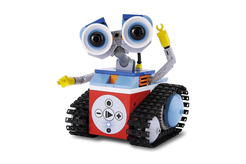 Tinker Bots My First Robot Y Aprende Y Diviertete Construyendo Tu