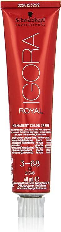 Schwarzkopf Professional Igora Royal 3-68 Tinte - 60 ml