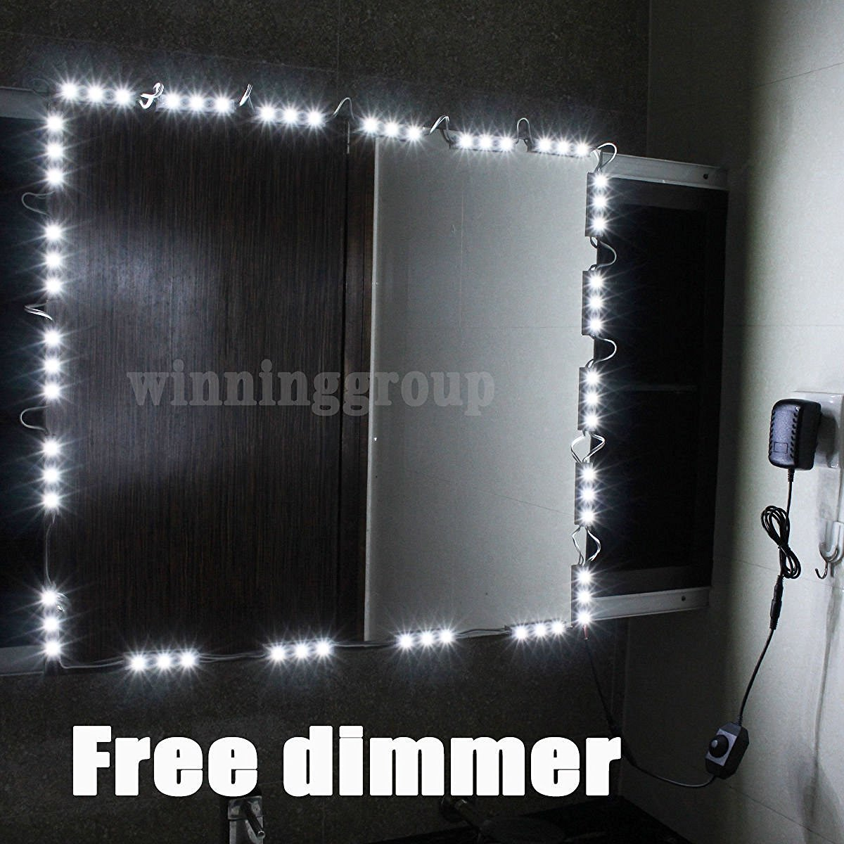 grade com home amazon tall wide x kitchen vanity lighted led commercial mirror pin