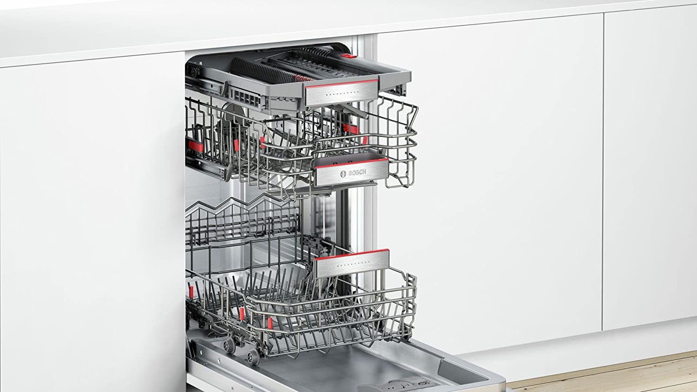 Bosch Serie 6 SPV66TX00E lavavajilla Totalmente Integrado 10 ...