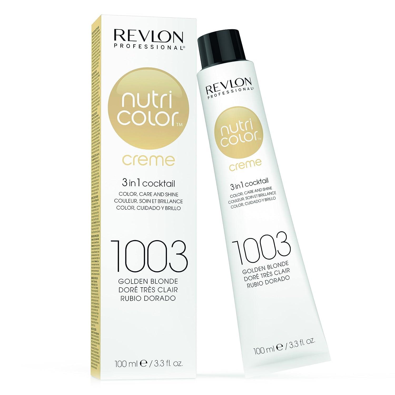 Revlon Nutri Color Creme Tinte Tono 1003 Golden Blonde - 100 ml