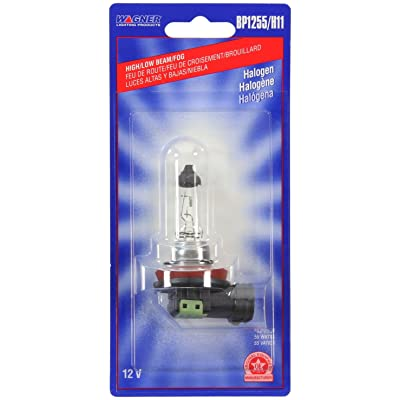 Wagner Lighting BP1255H11 Halogen Capsule - Card of 1: Automotive