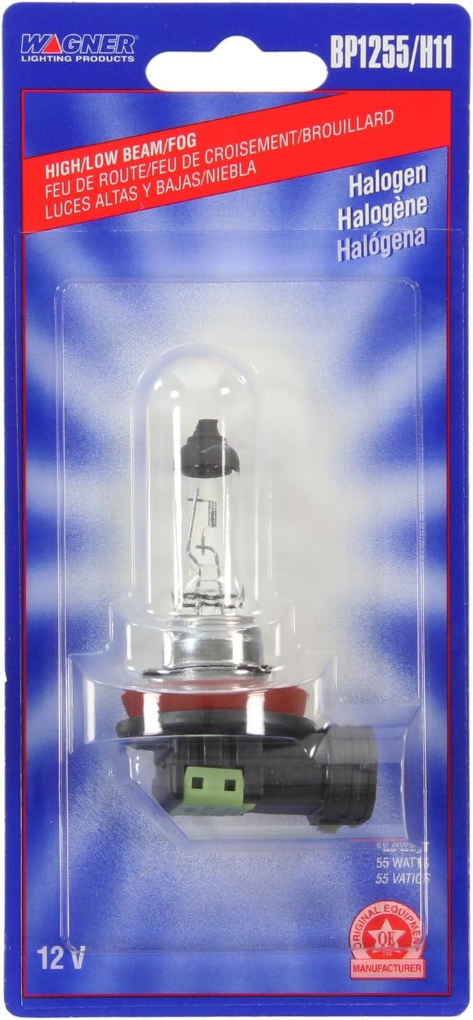 Card of 1 Wagner Lighting BP1255H7 Halogen Capsule