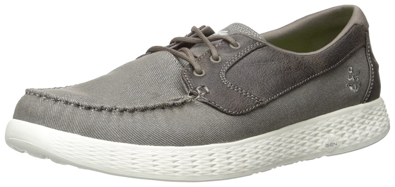 Skechers On The Go Glide Taupe 53770TPE, Bootsschuhe  42 EU
