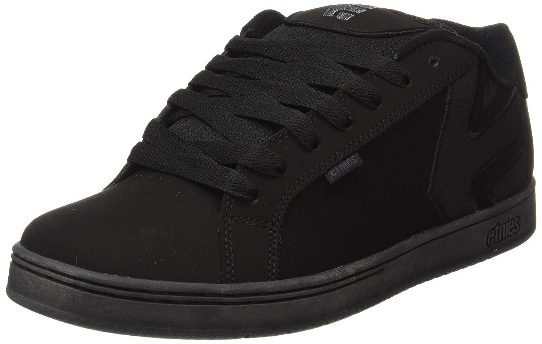 Etnies FADER 4101000203 - Zapatillas de skate de cuero para hombre, / Black Dirty Wash 13, 45