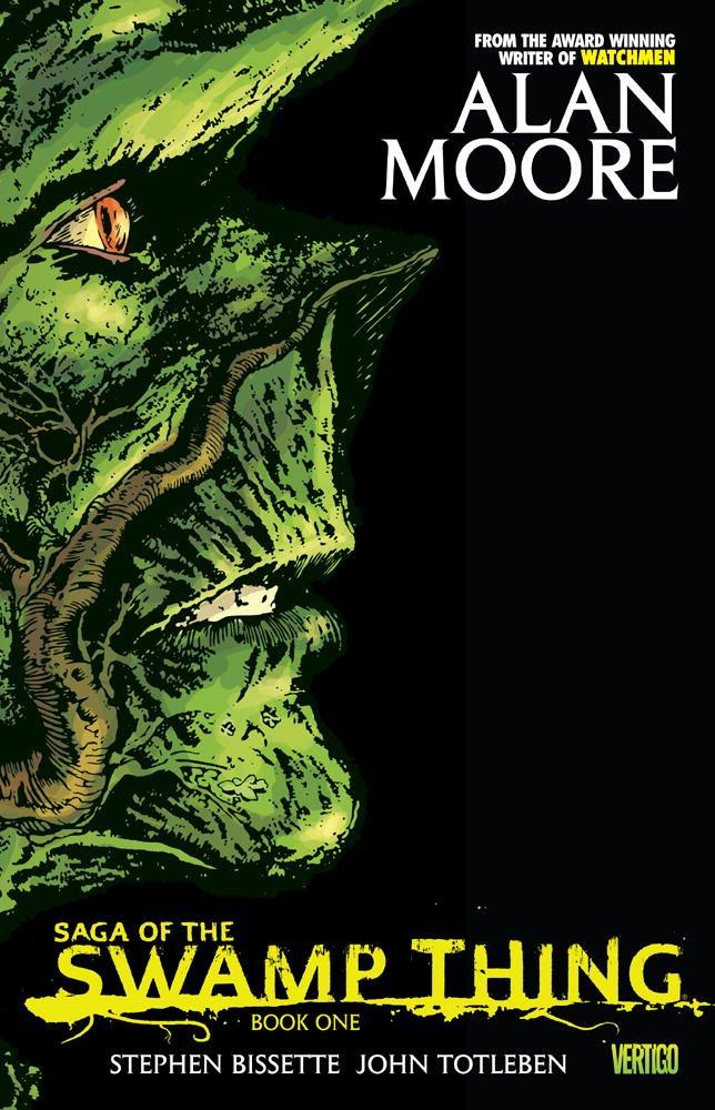 Download Saga of the Swamp Thing, Book 1 pdf epub