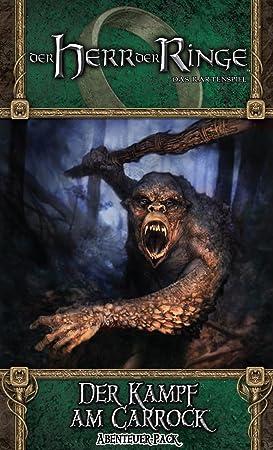 Heidelberger Spieleverlag HE351 - Pack de Aventura del Juego de Cartas de El señor de los Anillos [Importado de Alemania]: Amazon.es: Juguetes y juegos