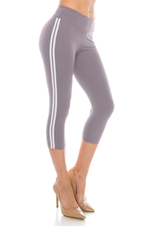 Always PANTS レディース B07D5KSDW6 Junior Plus Size (XL-2XL)|Lilac Grey White Lilac Grey White Junior Plus Size (XL-2XL)