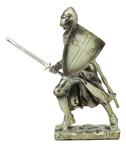 Amazon.com: ebros Holy Roman Empire Crusader Caballero con ...