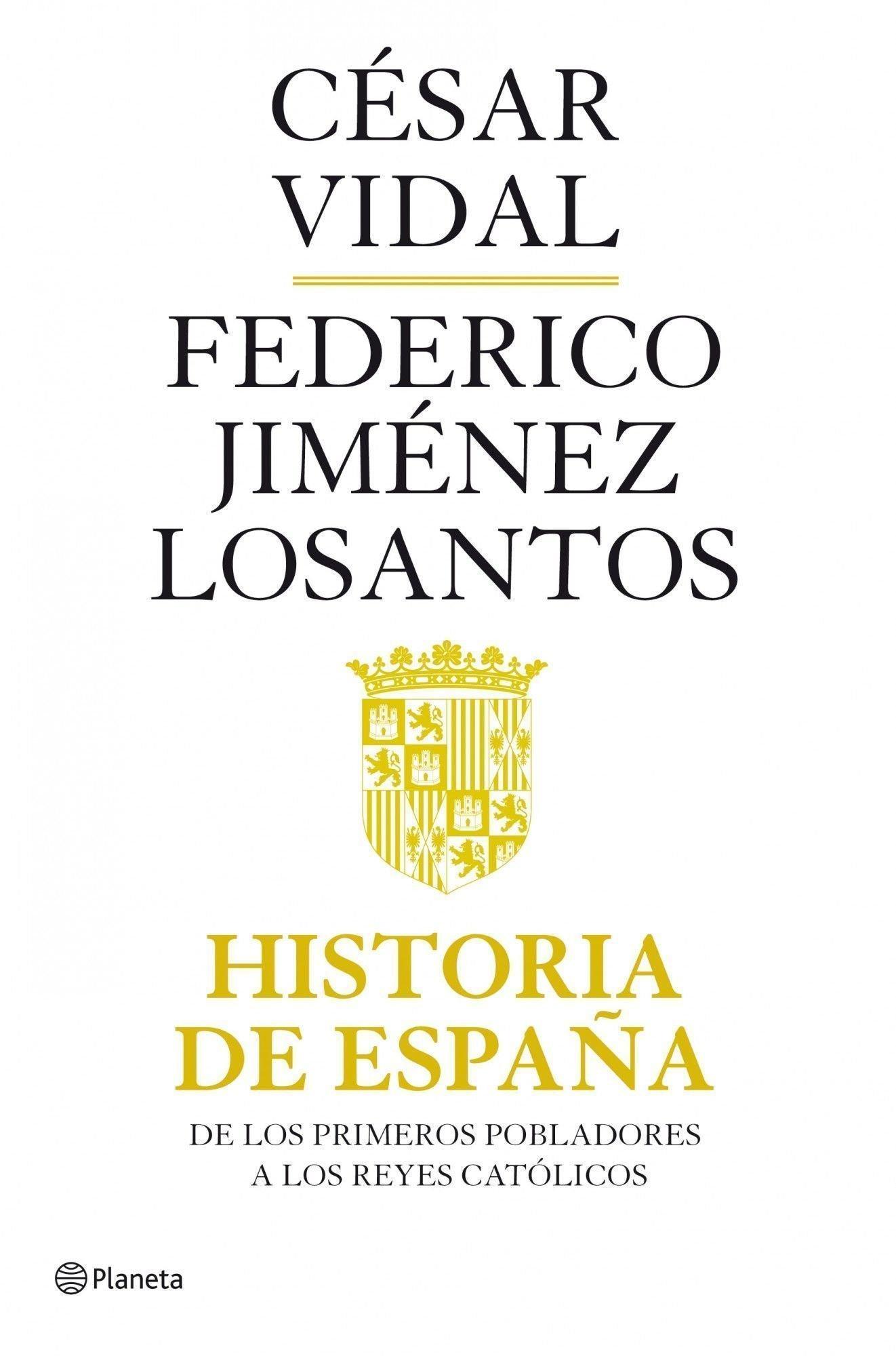 Historia de España ((Fuera de colección)): Amazon.es: Vidal ...