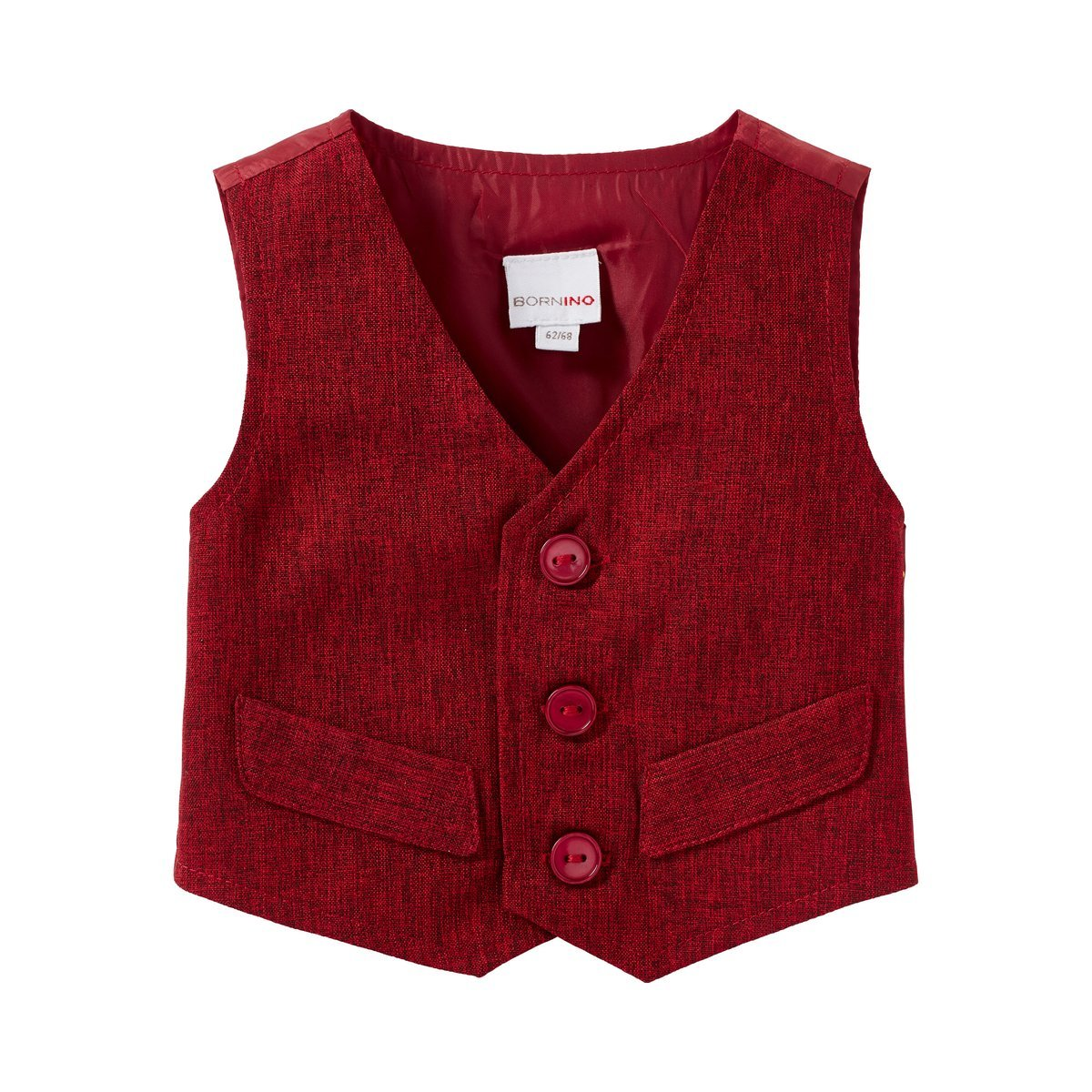 36e35386151ac Bornino 4-tlg. Set Festliche Mode/Babybekleidung Junge/Anzug/rot/weiß/schwarz:  Bornino: Amazon.de: Bekleidung