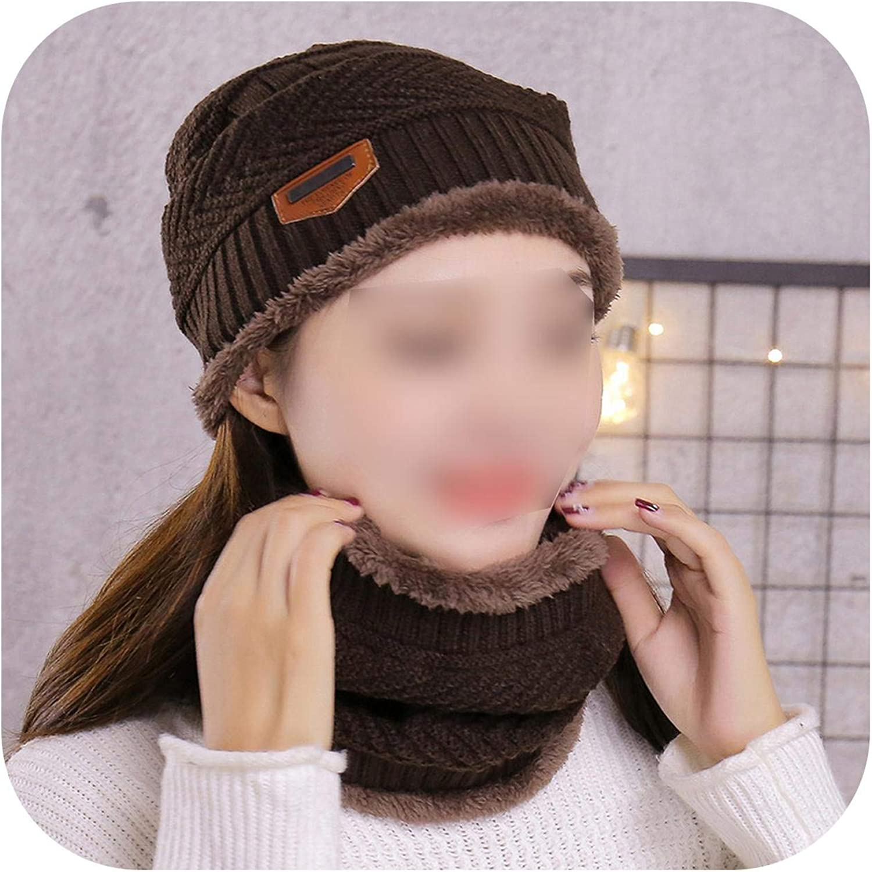 Velvet Warm Knit Hat...