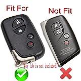 Coolbestda 2x Key fob Remote Cover Case Remote