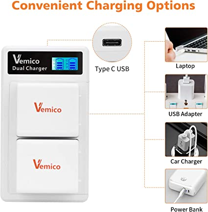 Vemico A-4a Battery product image 9