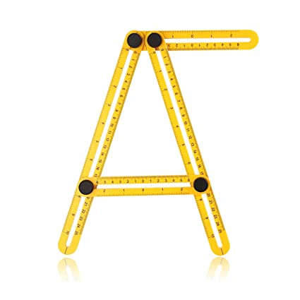 Skillink Att 2 Angle Izer Template Tool Angle Ruler Measurement