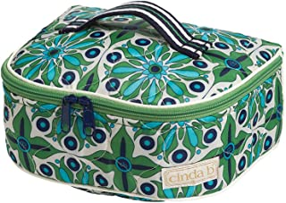 product image for Cinda b. Train Case Ii, Verde Bonita, One Size