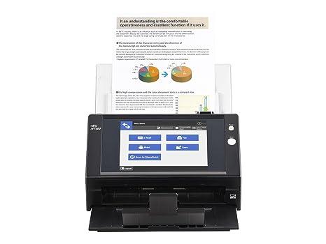 Fujitsu PA03706-B205 Network Document Scanner