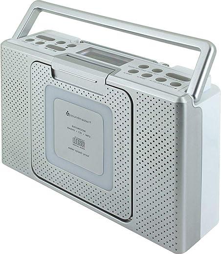 Soundmaster BCD 480 Radiorecorder (cd-speler)