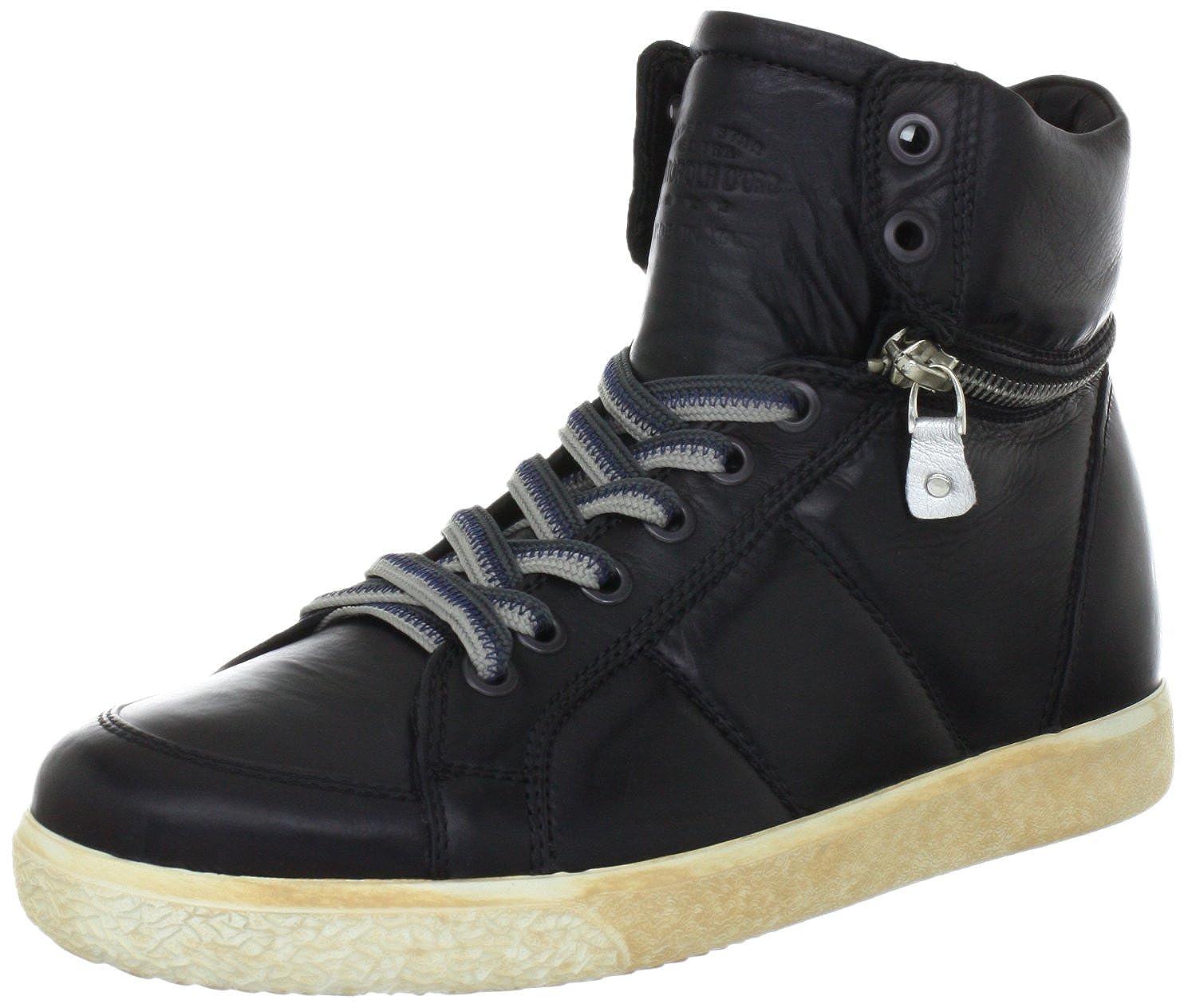 Pantofola D´oro Foro Womens Schwarz Italico Black ZipTrainers kZuXiOP